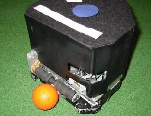 RoboRoos – Robot Soccer